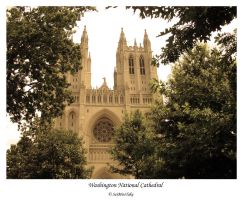 Washington National Cathedral by SeiMissTake