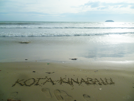 Kota Kinabalu. by monsterseverywhere