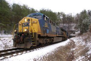 CSX 261 - 001 by GIR-Prototype