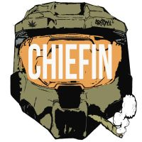 master chief-chiefin by leoski8