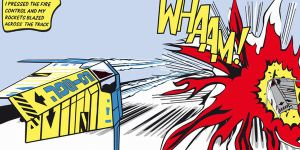 Wiped Out Whaam by Smaggers