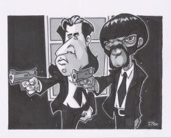 PULP FICTION by leagueof1