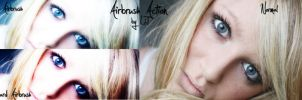 Various Airbrush Actions by LiTdesign