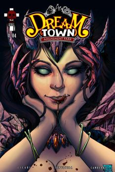 Dreamtown Kickstarter coming in a few days now by defected-angel