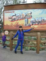 Welcome to Disney California Adventure's Cars Land by Magic-Kristina-KW