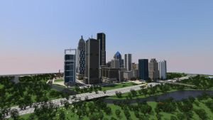 (Preview) Lapiz Point City by DanqueDynasty