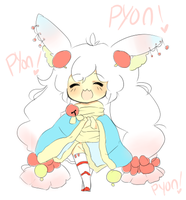 Pyon by BunniBerry
