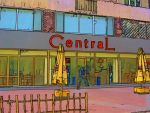 Central toon by SYNlike