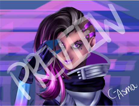 Preview: Sombra by C-Asma