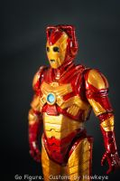 Iron Cyberman by TheProsFromDover