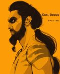 Khal Drogo by Pulvis