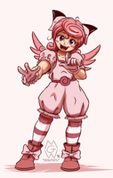 Tumblr Answer: Humanized Clefairy by MykeGreywolf
