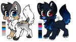 .: Puppy Adoptables OTA:. [CLOSED] by Cannidae