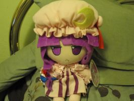Patchy plushie by jay421501
