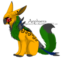 Aephaera adopt 4 (closed) by dragons011