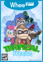 Spoof Tropical Freeze Box Art by kjsteroids