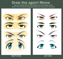 Meme  Before And After by invaderwolfgirl