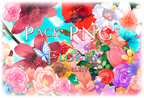 [Pack] Flores I by R-bleiy
