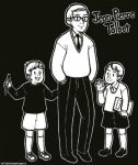 Jean-Pierre Talbot Teacher Appreciation by XxTheSmittenKittenxX