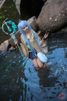 Water Princess - Eria III by MaySakaali
