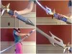 Sage's sword - Ronin Warriors by ludustonalis