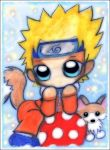 Little Naruto by KawaiiDarkAngel