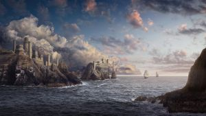 Iron Islands by eternalyoung