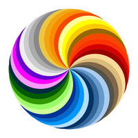 Ubuntu 36 swirl by 10binary