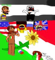 colours of the flags 8D by franceeisbest