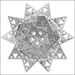 Tetrahedral Timestar by Aexion