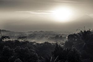 Borobudur Dawn by Hengki24