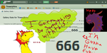 666 Comments i've made.. by Tiraserphina