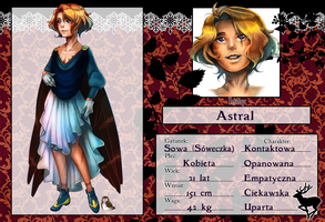 FK: Astral by DixFirebone