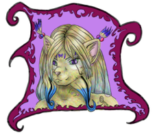 Tiji Soothsayer icon detailed by AluminumSunset