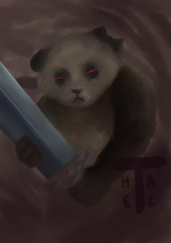 Panda by Angie-TheCat