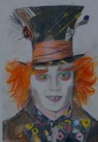 The Mad Hatter by SophieAnna97