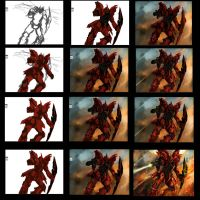 Sinanju Process by Kalkri