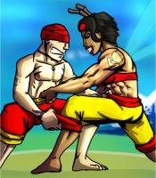 AFL4 Grudge Match 2 by Ritualist