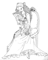 A Most Proper Young Lady by death-g-reaper