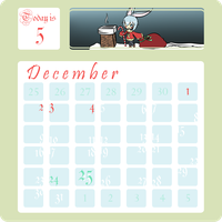 .::| |Advent Calendar Event| FREE ADOPT |::. by chuguri