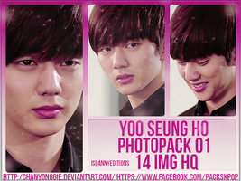 YOO SEUNG HO (ACTOR) - PHOTOPACK#1 by Chanyonggie