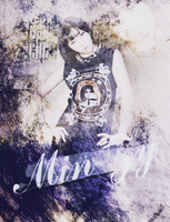 [ Graphic ] - Minzy (2NE1) by yooyoungdory99er