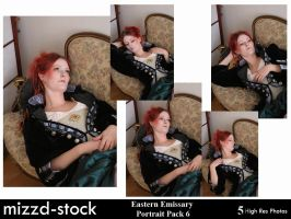 Eastern Emissary P Pack 6 by mizzd-stock