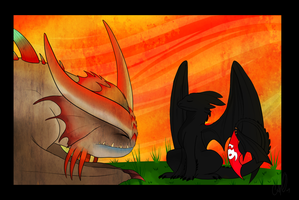 HTTYD2:Spoiler New Alpha by star-vader