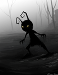 Shadow Heartless by SirNerdly