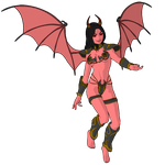 Succubus by NDT2000