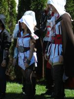 Anime North 2013 - Assassin's Creed Cosplay by jmcclare