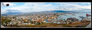 Ensenada, Mexico - Panoramic by axelmartinez22
