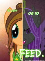 MLP - Two Sides of Seasons Breeze by VampTeen83