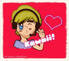 Kawaii Pewds by Cygnus-X-2